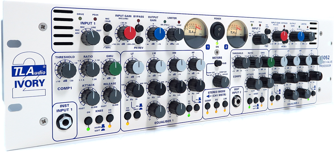 tl audio 5052 ivory2 stereo r hren kompressor eq preamp rechng gew hr. Black Bedroom Furniture Sets. Home Design Ideas